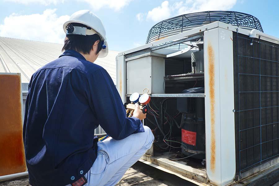 Commercial HVAC Maintenance, Repair Amd Installation in Cypress Texas