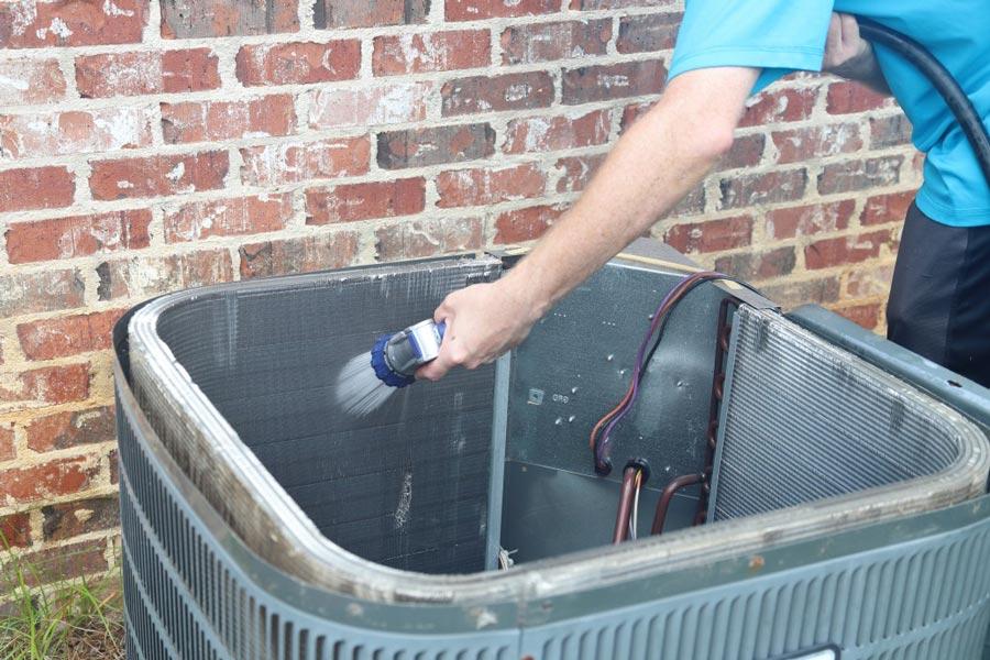 Residential HVAC maintenance Cypress, Texas 68 Degrees HVAC